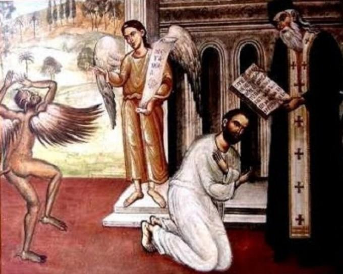 """""""Lui Dumnezeu îi plac oamenii sinceri!"""" – cuvânt despre spovedanie al Părintelui Ştefan de la Schitul Lacu"""