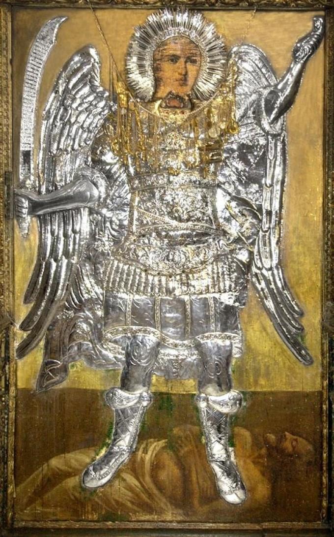 Sfântul Arhanghel Mihail Panormitul