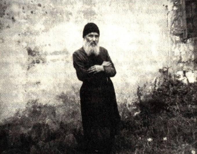 Monahul român Fanurie cel simplu de la Kapsala