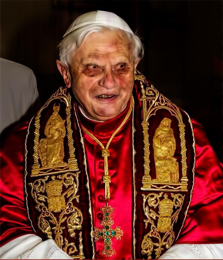Papst Satan