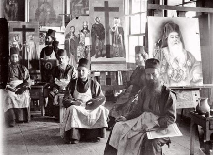 Bătrânul Mihail Kavsokalivitul