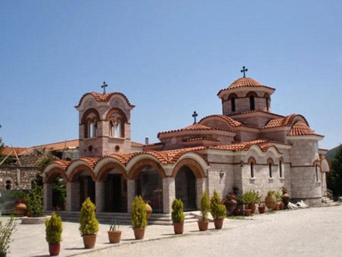 Întemeierea Sfintei Mănăstiri – Tunderea monahală