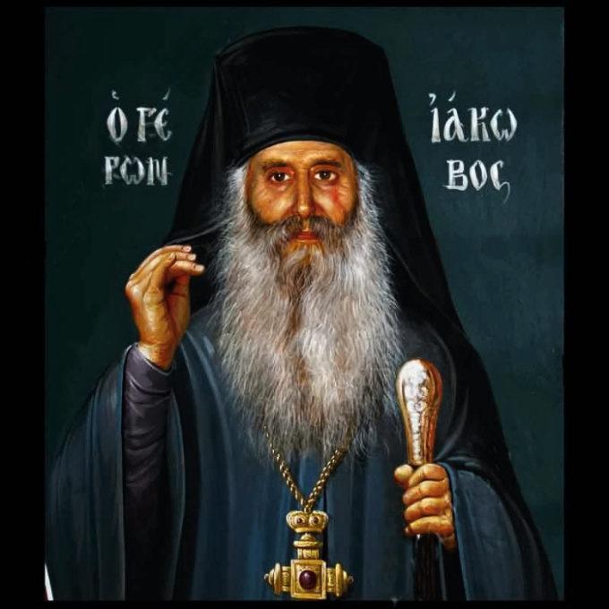 Chipul unui om fericit – Părintele Iacov Tsalikis