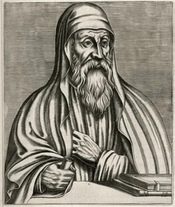 Mărturii ale învăţătorilor bisericeşti Clement şi Origen