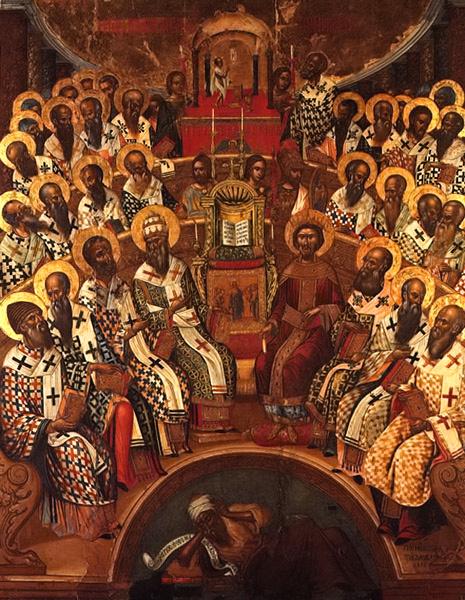 Image result for sinodul local din cartagina icoane